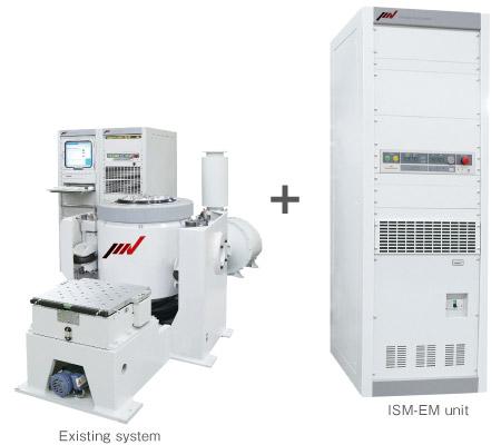 ISM-EM Upgrade