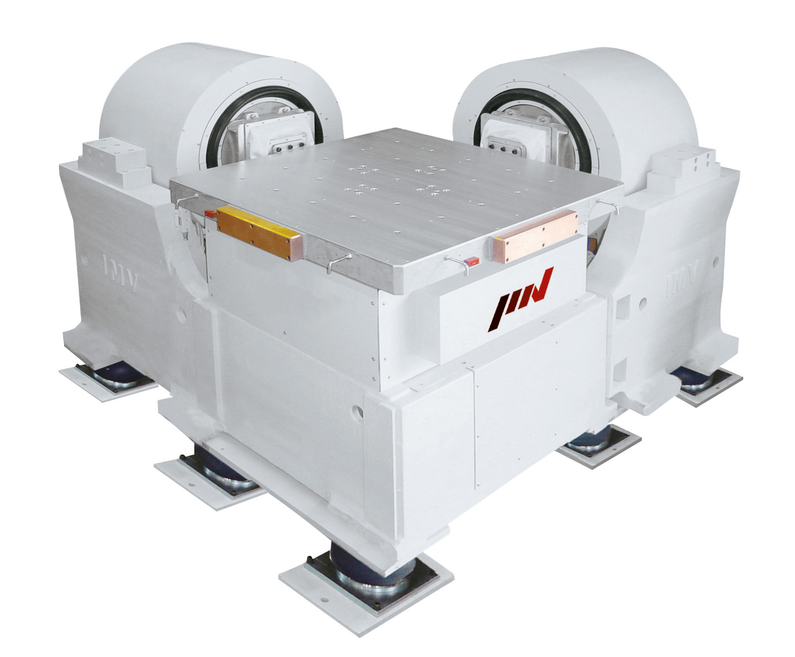 TC-Series Sequential Tri-Axis Vibration Test System - THP Systems