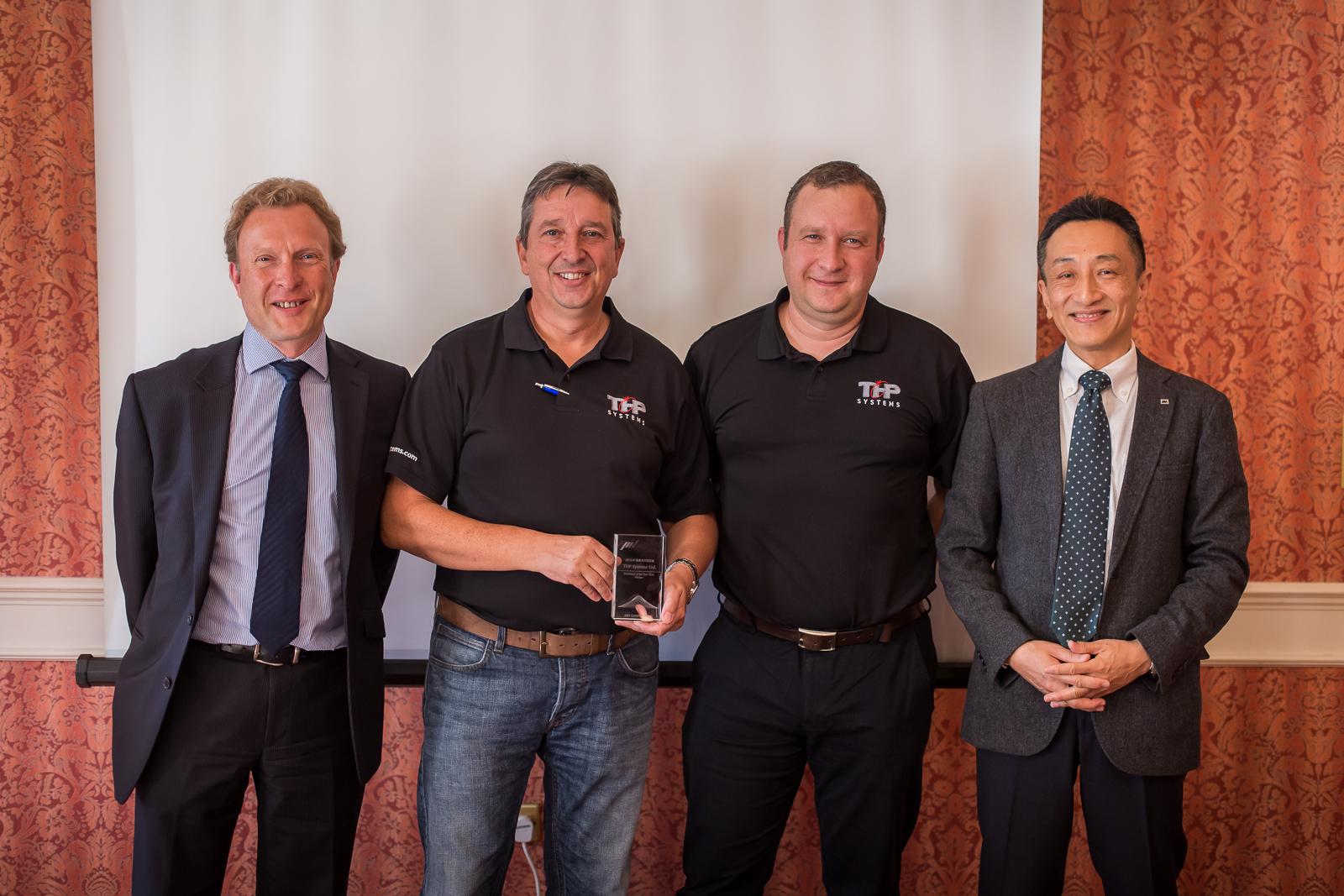 thp system award winners