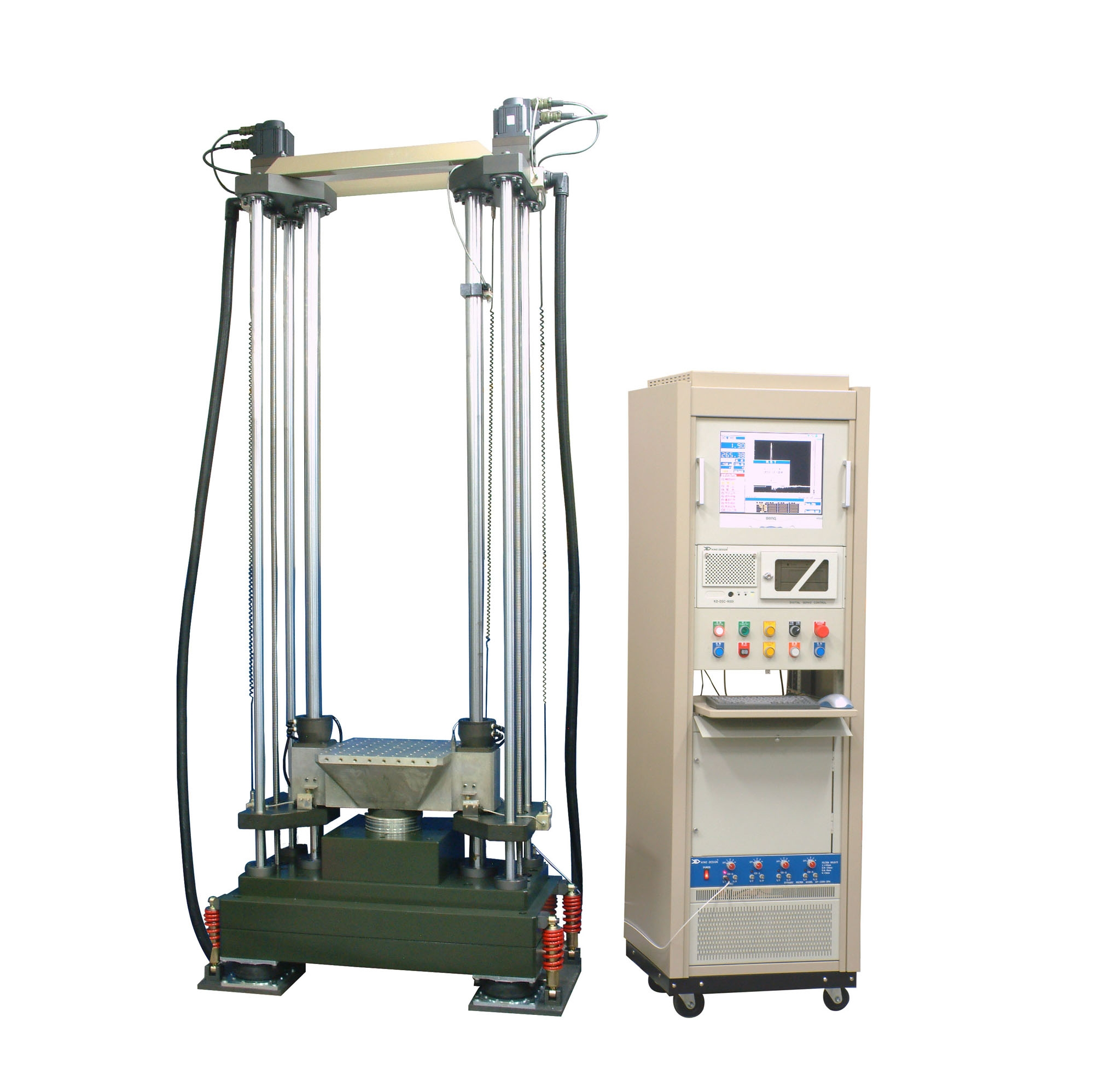 Dp 1200 Free Fall Shock Machine Thp Systems