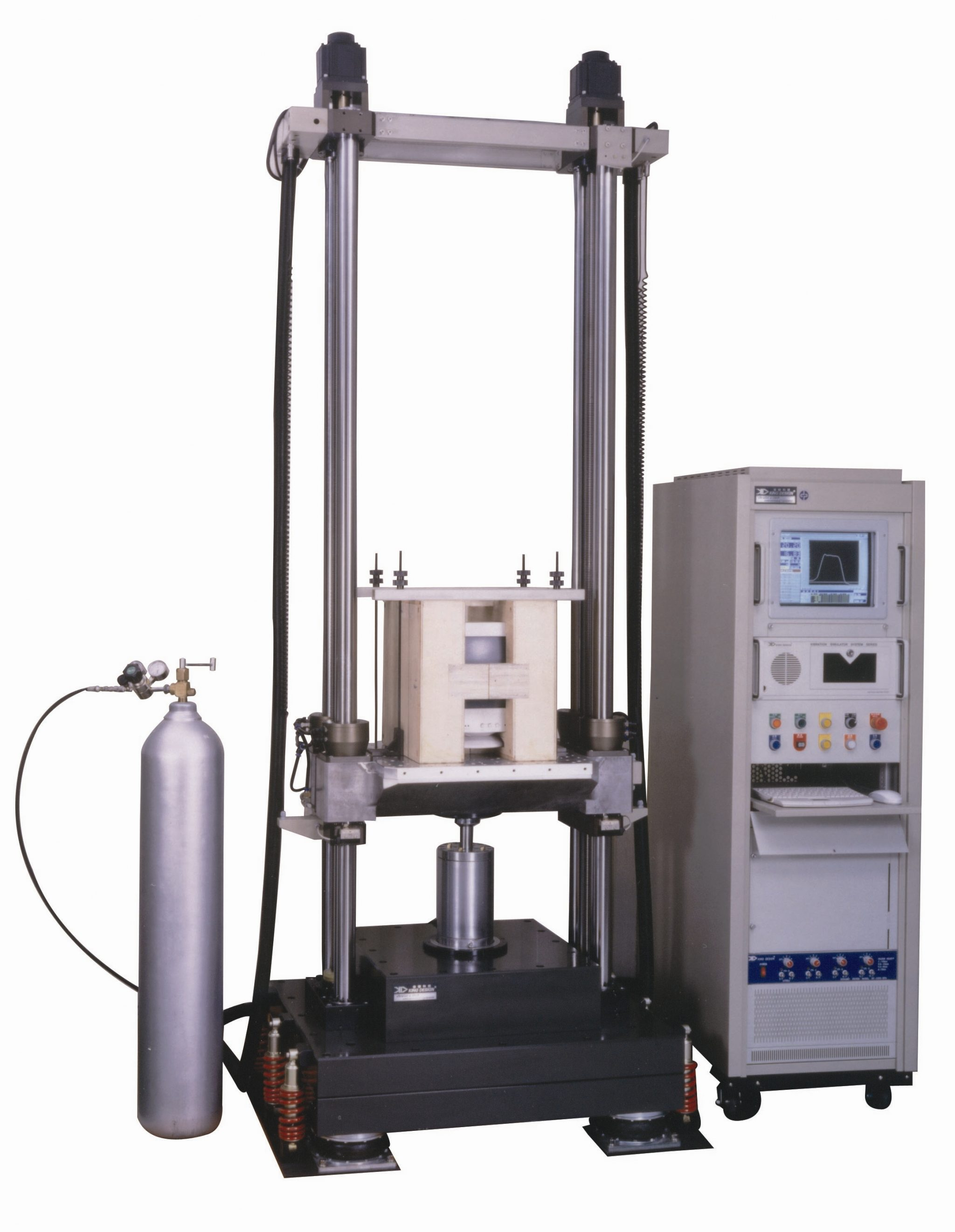 Instrument And Machine Testers : Dp free fall shock machine thp systems