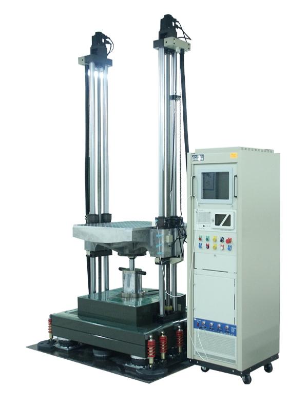 Dp 1200 Free Fall Shock Machine Thp Systems