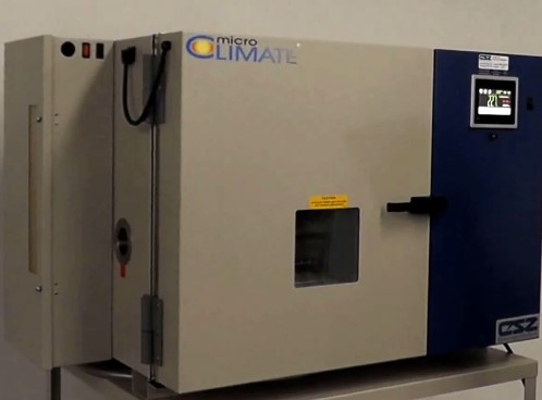 Video overview of the CSZ Micro Climate Chamber product range