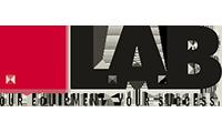 L.A.B Equipment Logo