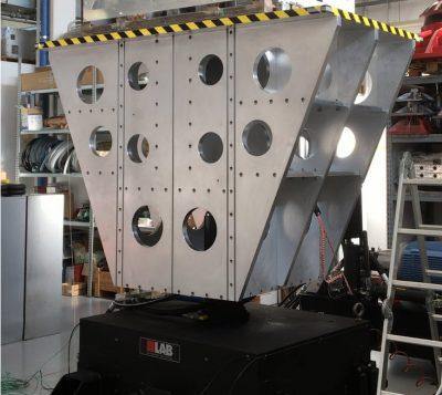 L.A.B Servo Hydraulic Test System