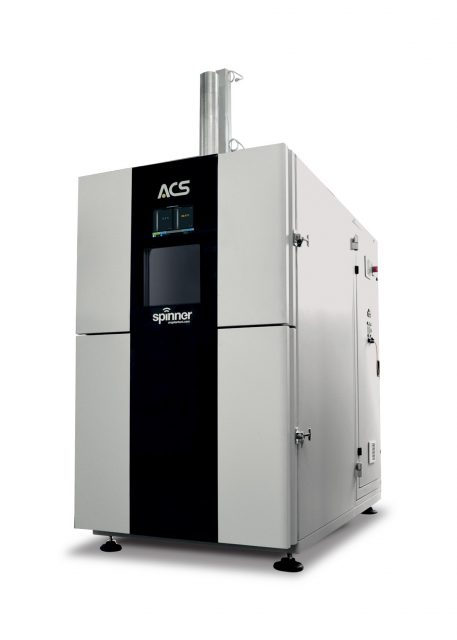 """ACS CST130/2T """"spinner"""" Chambers"""