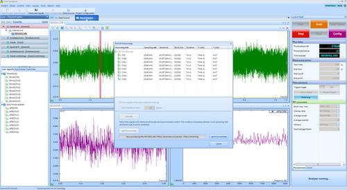 EDM Post Analyzer Software