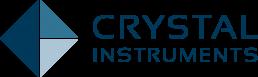 Crystal Instruments Logo